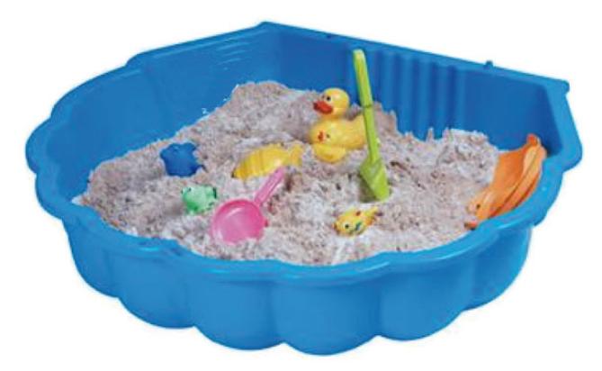 Ht - Bac a sable en plastique ...