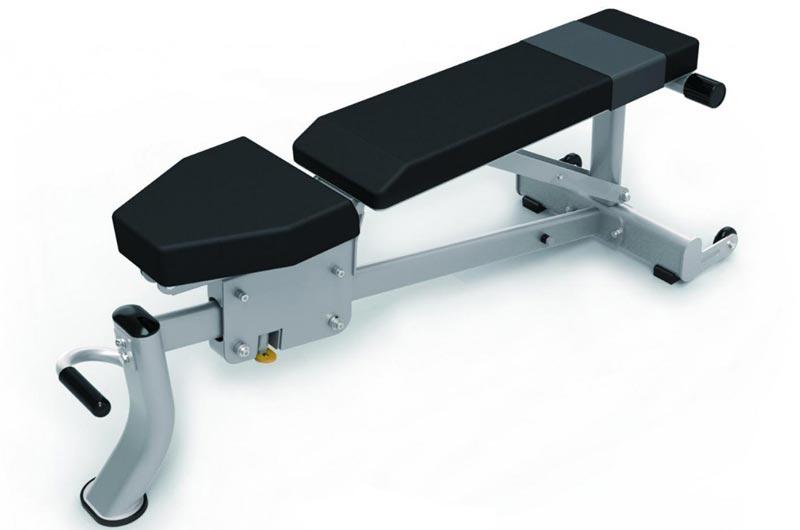 Prix sur demande - Banc musculation professionnel ...