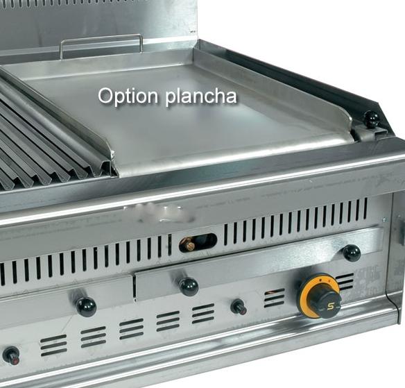 Barbecue à gaz et pierre de lave : Devis sur Techni Contact