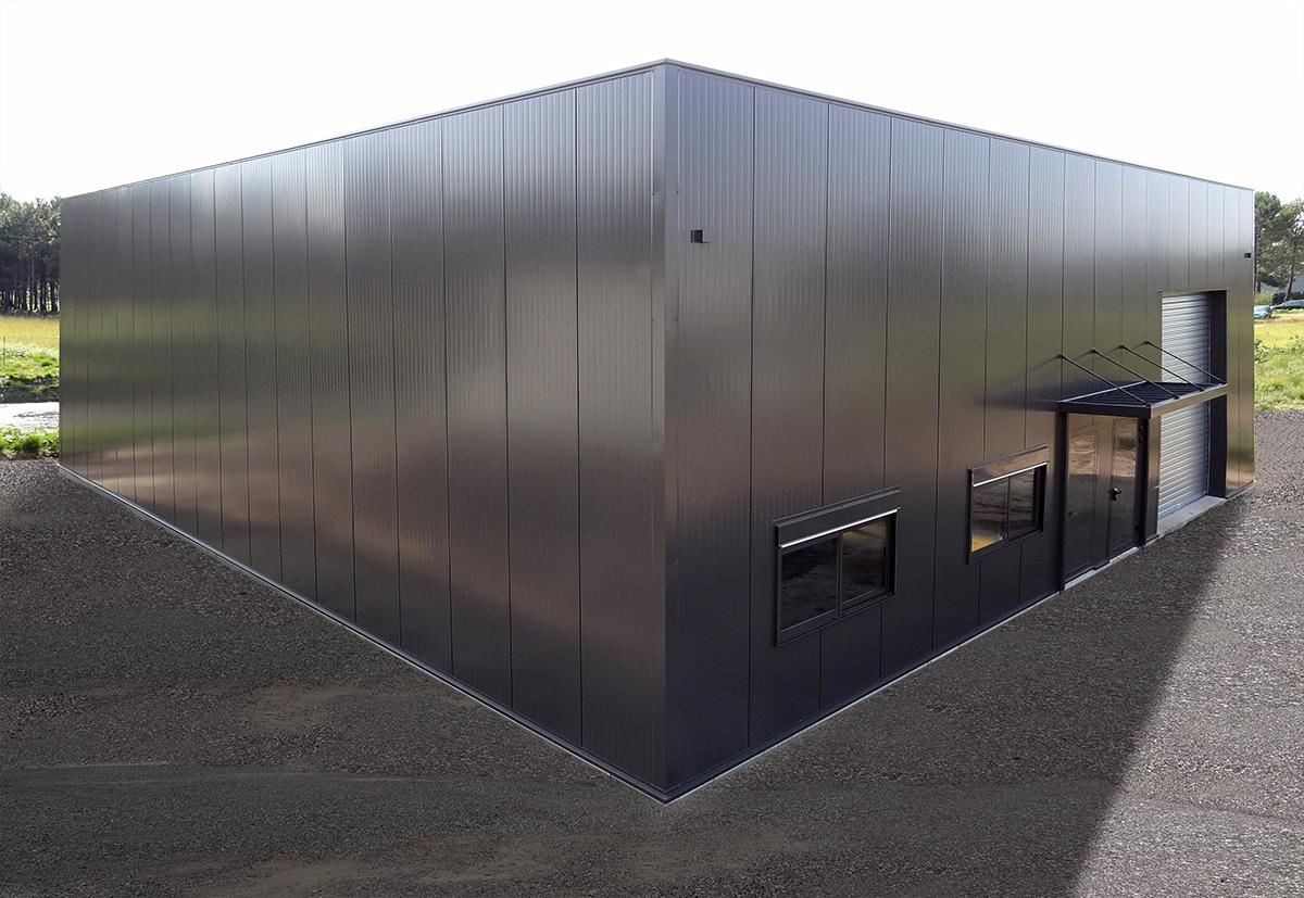 Code fiche produit 10208678 - Construction hangar metallique prix ...
