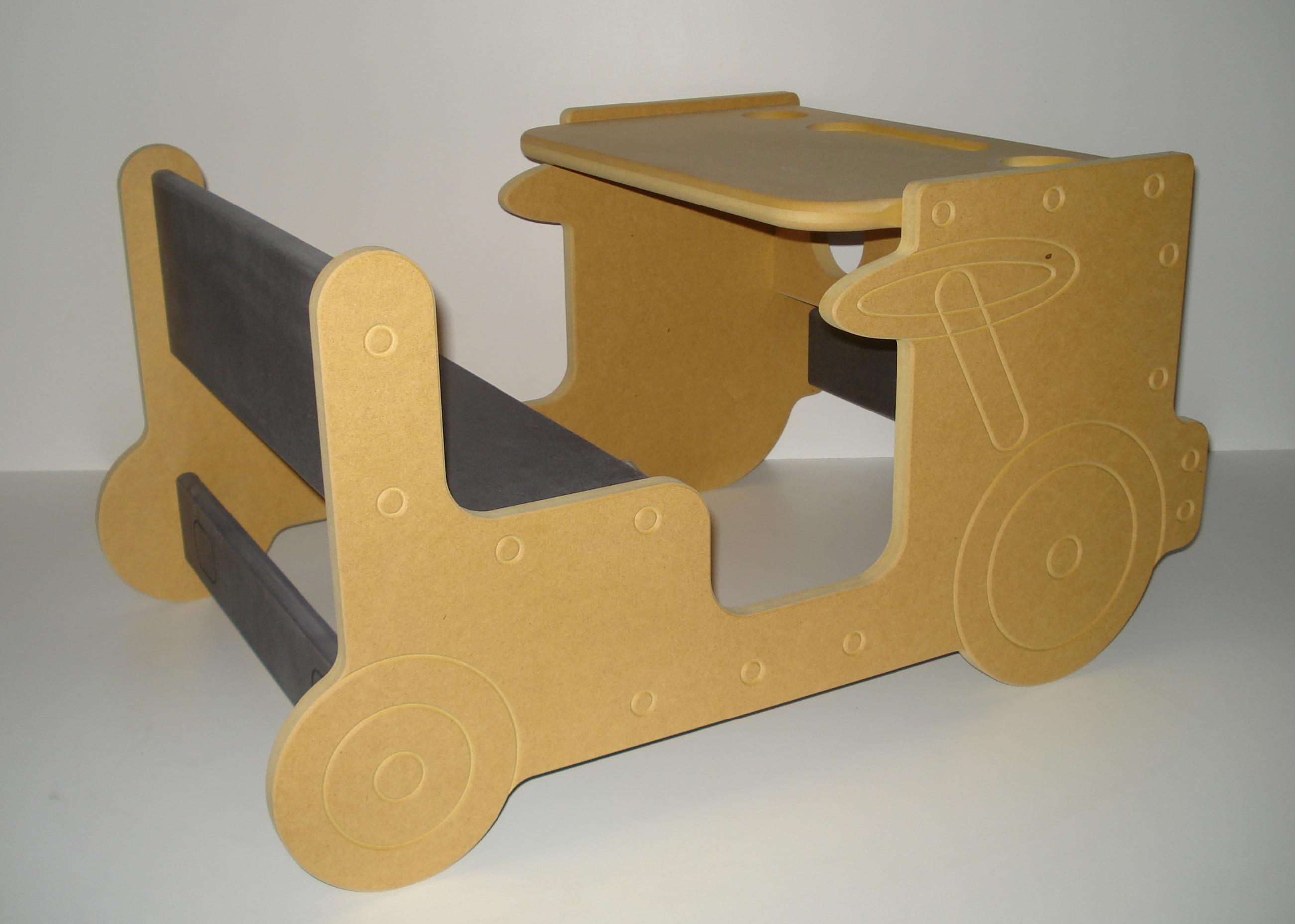 Bureau enfant en bois chaise en bois enfant chaise et table pour