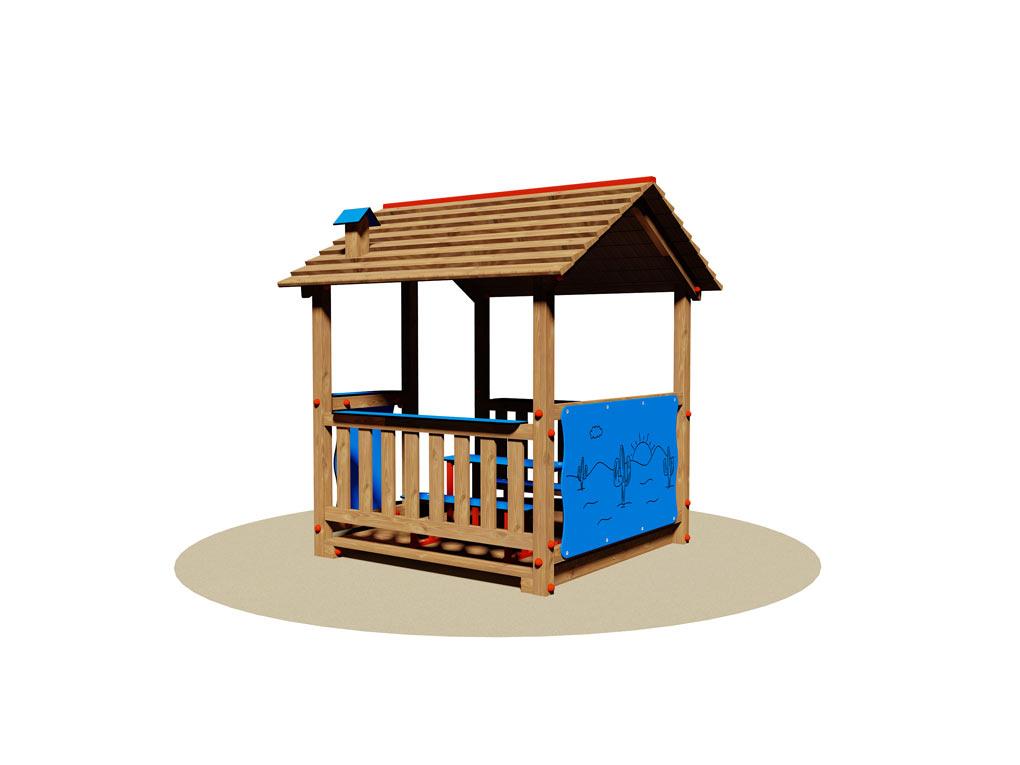 Ht for Cabanes de jardin pour enfants