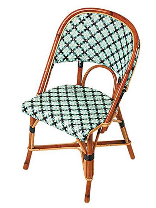 Trancheuse professionnelle - Chaise de bar rotin ...