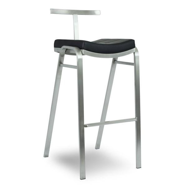 bar haute de fixe de Chaise Chaise bar fixe haute N8m0Onwv