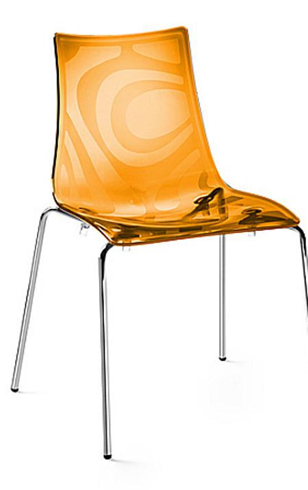 Chaise Plexiglass Design