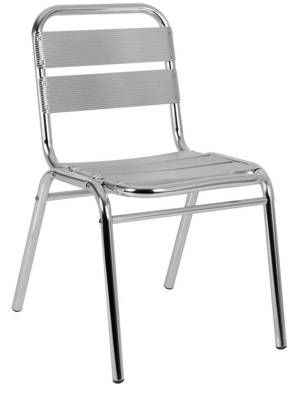 Chaise Pour Terrasse En Aluminium