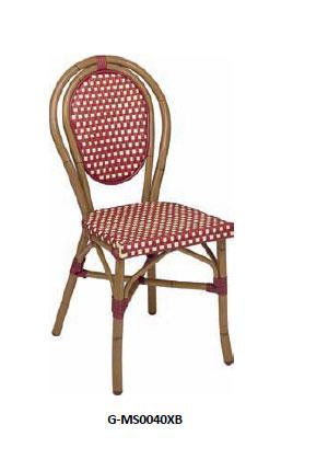Prix sur demande - Chaises de bistrot en rotin ...
