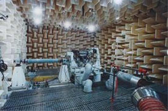 chambre sourde - chambre anti bruit - techni-contact