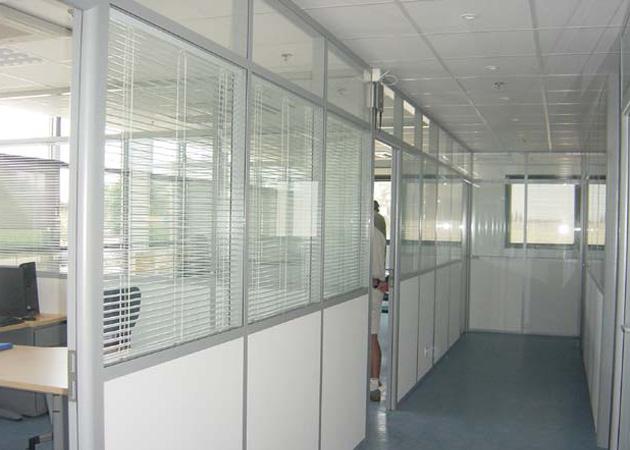 Cloison De Bureau Avec Store Integre Cloison Bureau Techni Contact