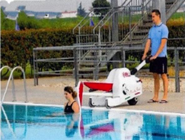 Tabouret de bar for Produits pour piscine