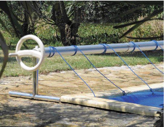 Code fiche produit 10747962 - Enrouleur bache piscine occasion ...