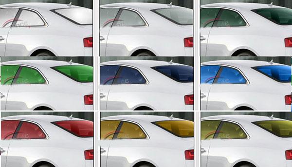 autocollant vitre teint 6m 50cm film teinte solaire noir autocollant vitre fen tre voiture