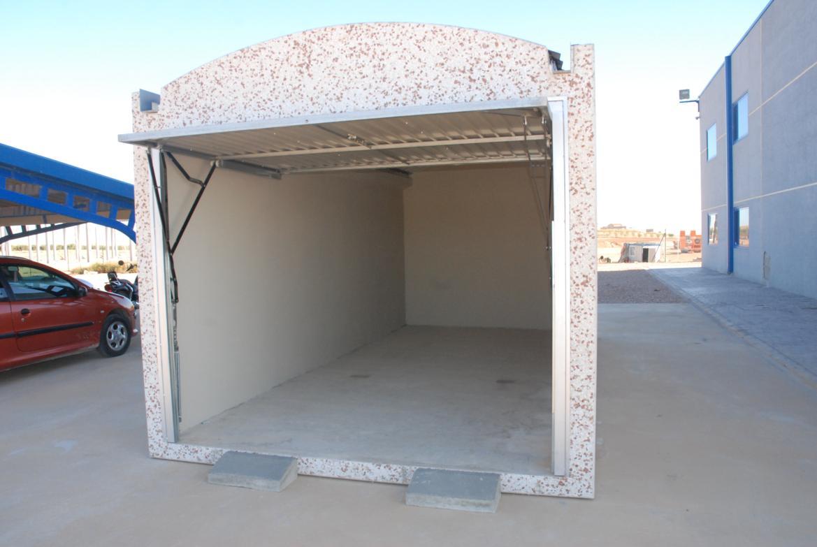 Prix sur demande - Garage prefabrique beton ...
