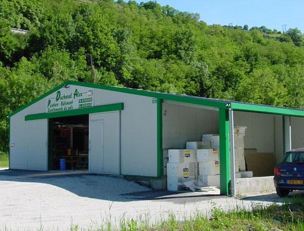 Trancheuse professionnelle - Construction hangar metallique prix ...