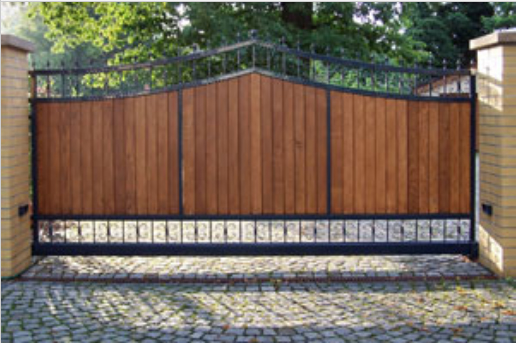 Prix sur demande for Installation portail