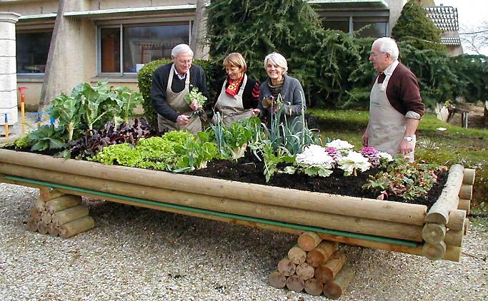 Prix sur demande demander un prix for Jardin therapeutique