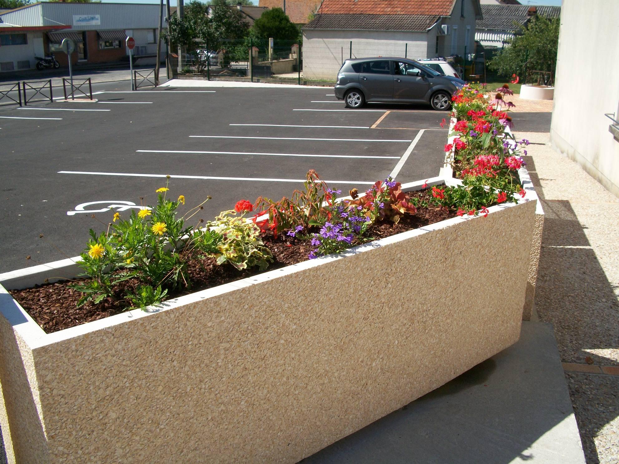 Prix sur demande - Etancheite jardiniere beton ...
