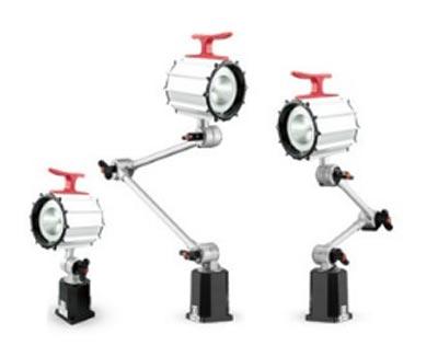 Lampe Led Machine Outil Lampe Led D Atelier A Tete Orientable