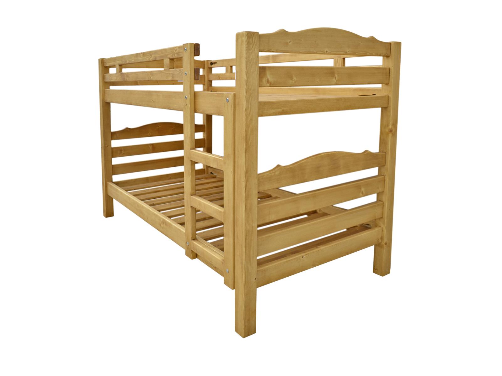 Lit Superposé 3 Étages lit superposé en bois massif : devis sur techni-contact