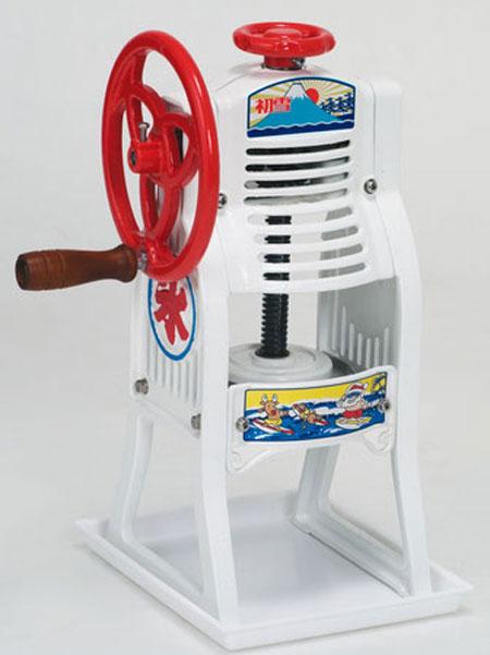 kakigori machine