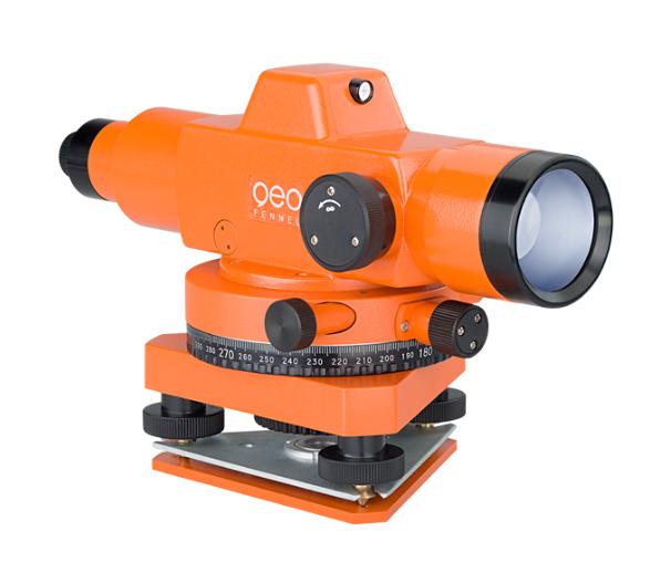 43c1de487f9237 Niveau optique automatique de chantier - Niveau optique - Techni-Contact
