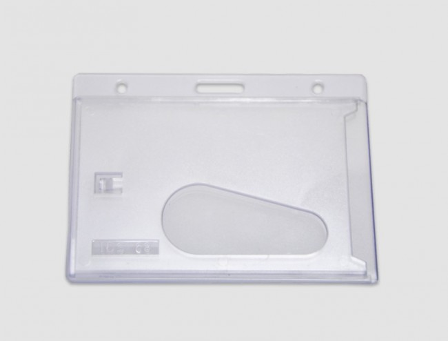 3 mod les partir de - Porte badge rigide transparent ...