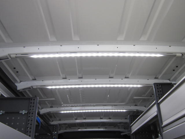 Rampes Da A C Clairage Leds Eclairage Fourgons Techni Contact