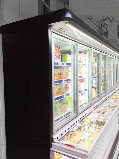Rénovation peinture antisalissure pour chambre froide alimentaire ...