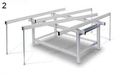 Travail Table Extensible Assemblage Pour Des De Montage 3uTF1JlcK