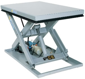 Trancheuse professionnelle for Table elevatrice