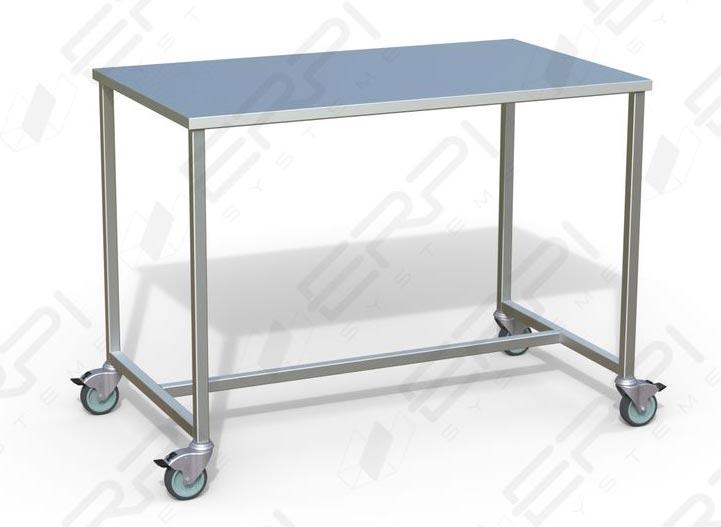 Code fiche produit 6837381 for Table de travail en inox