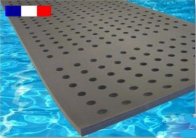 Prix sur demande for Tapis flottant piscine