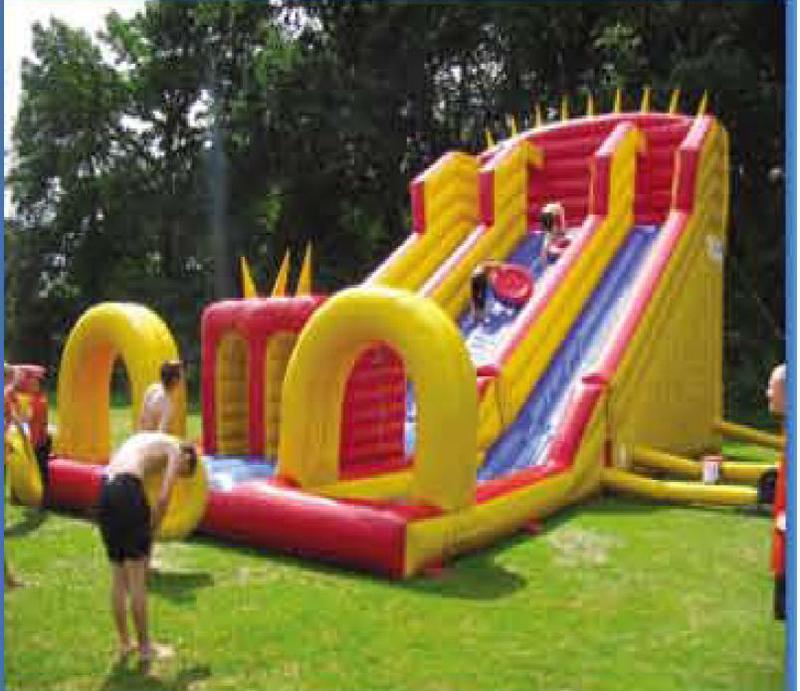 Toboggan Gonflable Pour Piscine Enterre Piscine Enterre Sumatra Aire De Jeux Gonflable Chateau