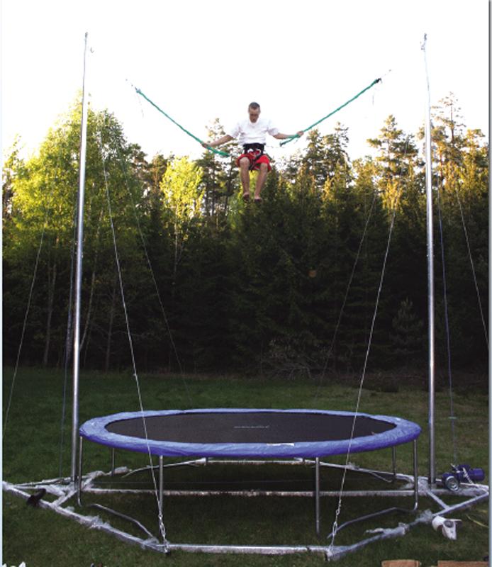 trampoline pour enfant trampoline trigano marsupilami m. Black Bedroom Furniture Sets. Home Design Ideas