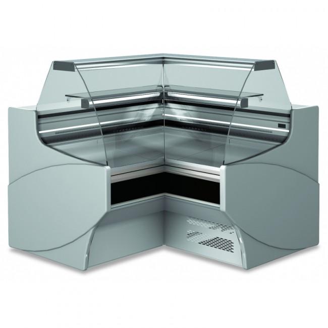 Vitrine D Angle Refrigeree Commandez Sur Techni Contact Meuble Refrigere D Angle Negatif