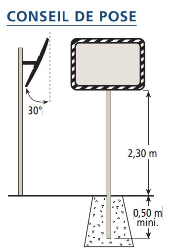 Fiche technique miroir de s curit industrielle incassable Miroir 2 metres