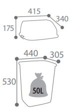 Tabouret de bar for Table 8 personnes dimension