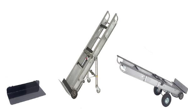 Diable motoris pour escalier 400 kg transfert de charges lourdes techni - Diable motorise pour escalier ...