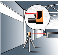 laser carreleur laser de chantier techni contact. Black Bedroom Furniture Sets. Home Design Ideas