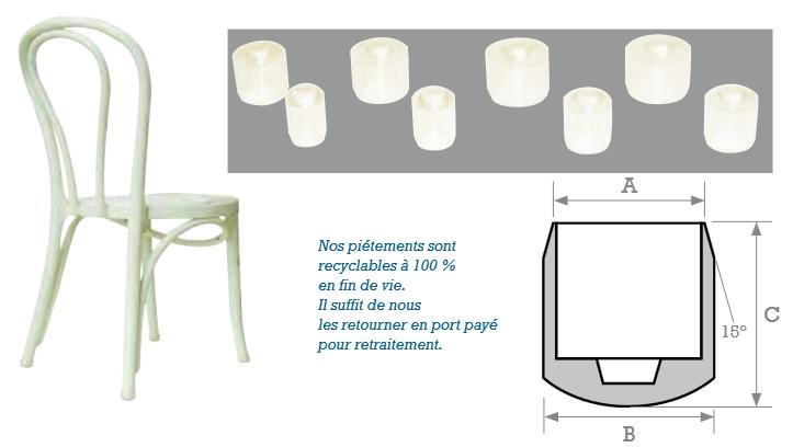 r sistances chimiques huiles acides d tergents u v et temp rature de 30 90 c couleur. Black Bedroom Furniture Sets. Home Design Ideas