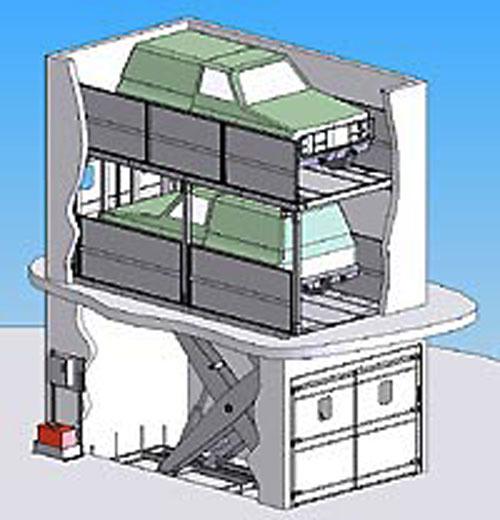 monte charge industriel pour voiture ascenseur voiture techni contact. Black Bedroom Furniture Sets. Home Design Ideas