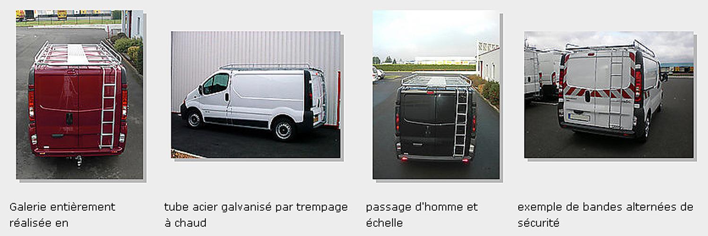 Aménagement pour Renault Traffic - Aménagement intérieur pour ...