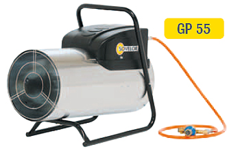 chauffage au gaz propane g n rateur d 39 air chaud techni contact. Black Bedroom Furniture Sets. Home Design Ideas