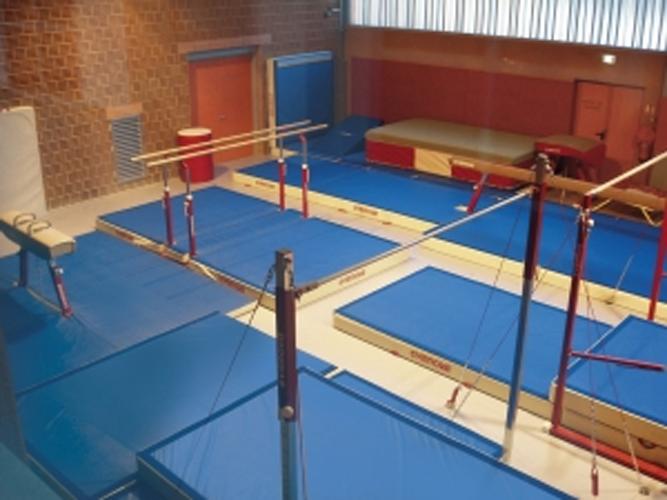 R f tc - Tapis de gymnastique au sol ...