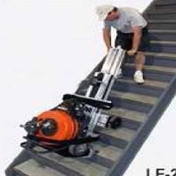 Diable escalier lectrique diables monte escalier lectriques techni contact - Diable motorise pour escalier ...