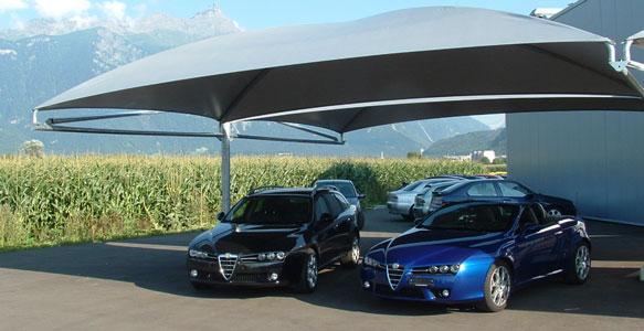 abri pour exposition auto abri pour voitures d 39 exposition techni contact. Black Bedroom Furniture Sets. Home Design Ideas