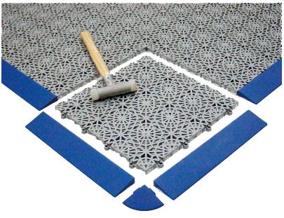 angles pour dalles joints de dilatation ces accessoires sont disponibles en diff rentes couleurs. Black Bedroom Furniture Sets. Home Design Ideas