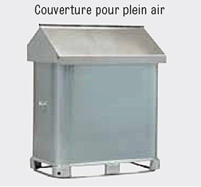 Cuves de stockage cuves double paroi techni contact for Cuve fuel exterieur
