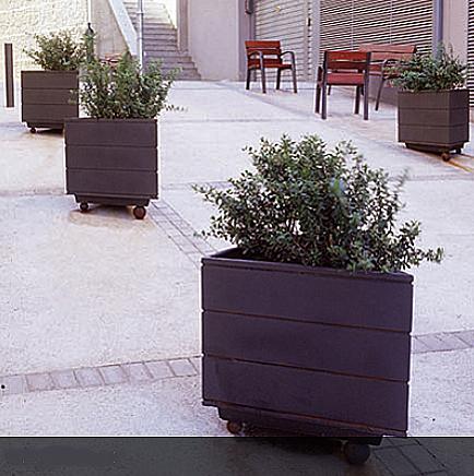 Catalogue produit interactif for Jardiniere exterieure en aluminium