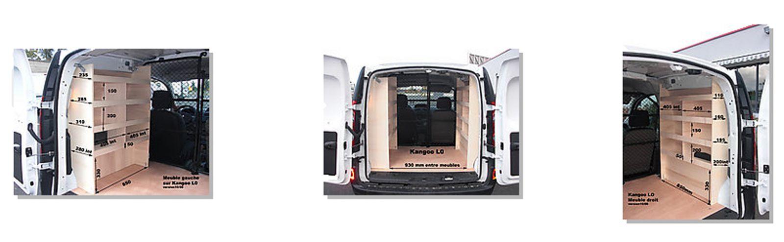 Am nagement utilitaire am nagement renault kangoo for Amenagement interieur vehicule utilitaire